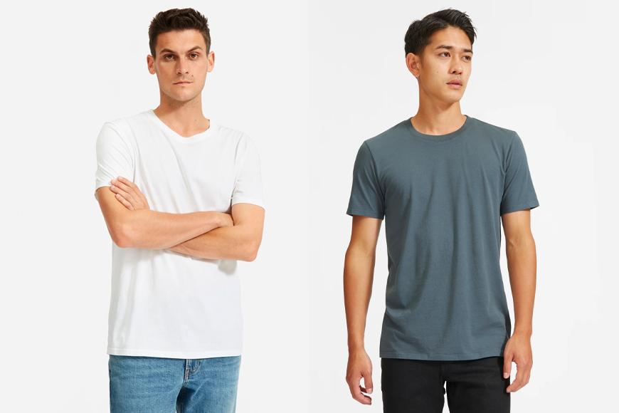 The Cotton Crew Tee | Uniform.