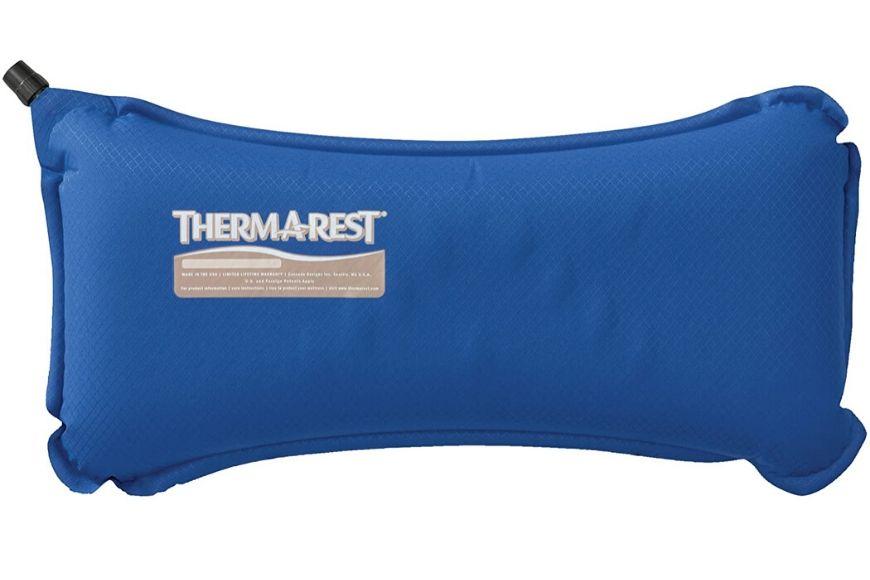 Therm-a-Rest's Lumbar Travel Pillow.