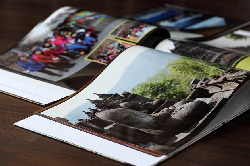 photo books.
