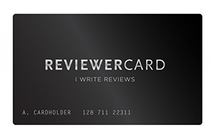 A ReviewerCard