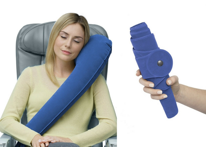 10 best inflatable travel pillows