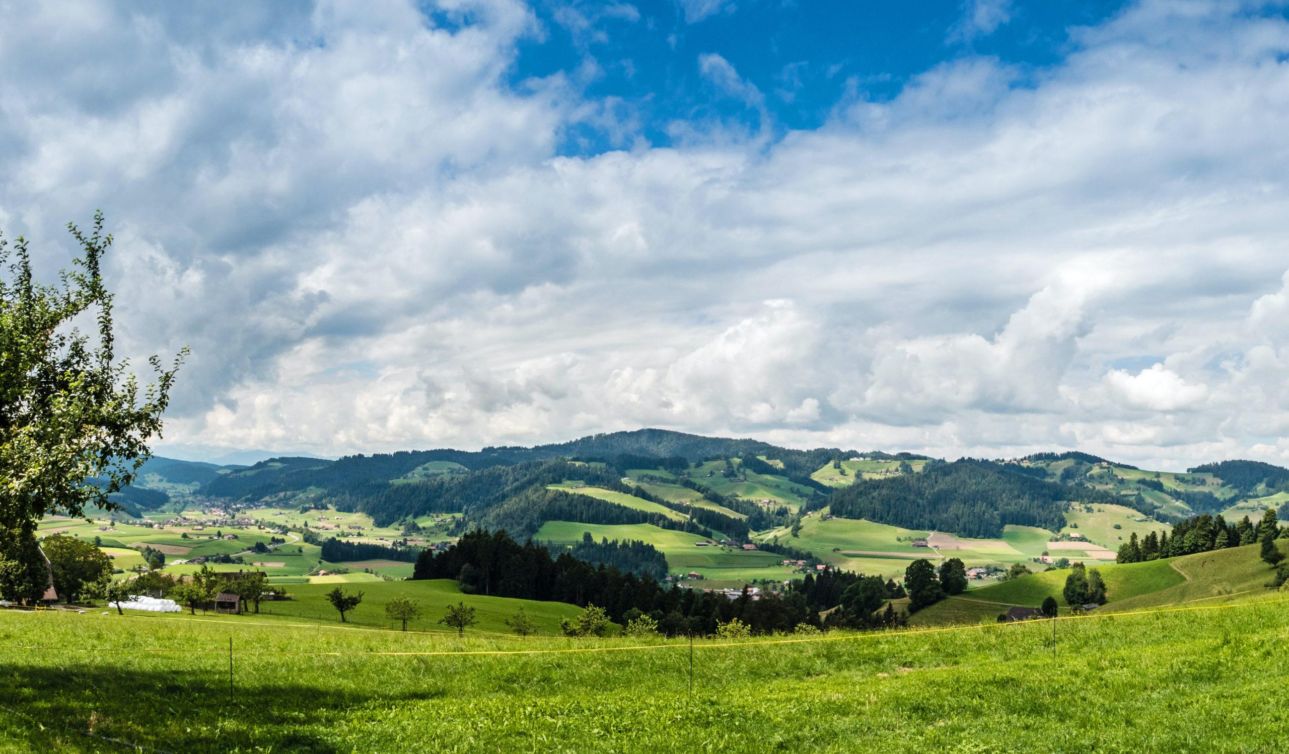 Emmental, Berner Mittelland, Schweiz
