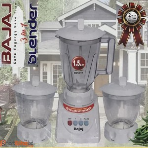 Bajaj 3 In1 Blender 350 Watt