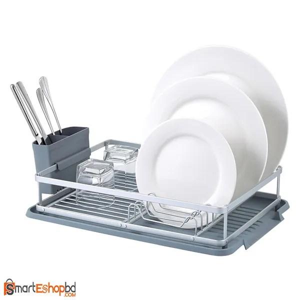 Aluminium dish rack
