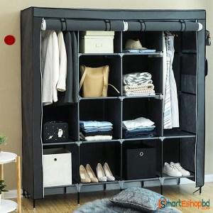 Big Size Portable Cloth And Storage Wardrobe Cabinet
