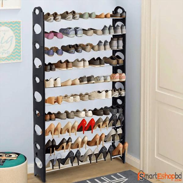 Shoe Tower Rack