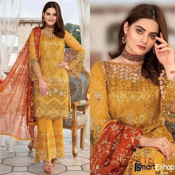 Cyra fashion by Shakina Salwar Suits