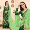 Green Salwar Kameez