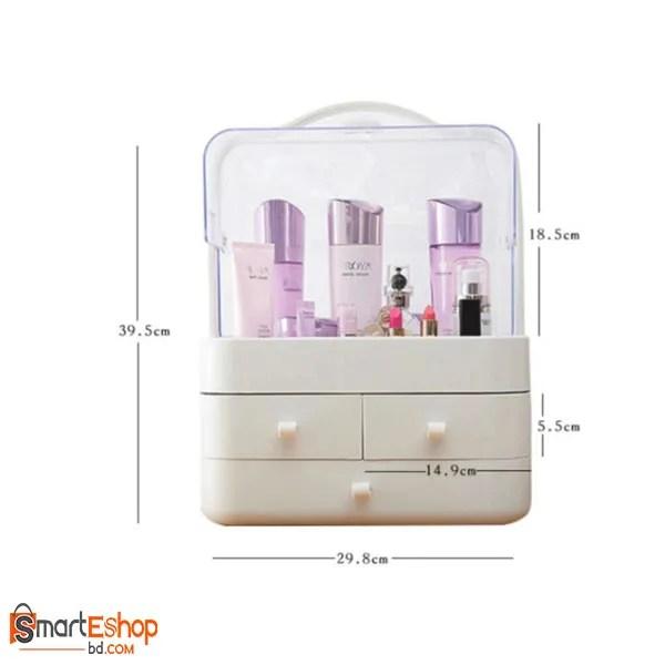 Makeup Organiser Storage Drawers