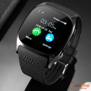T8 SIM Memory and Camera Supported Smart Watch