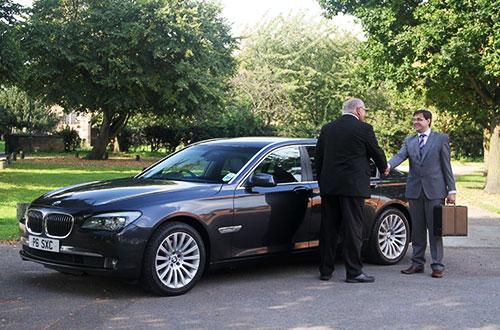 Car and chauffeur hire