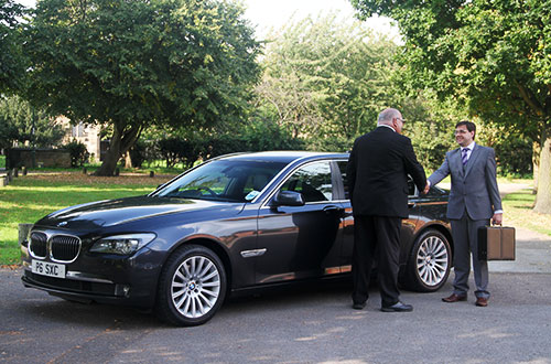 Car and chauffeur hire