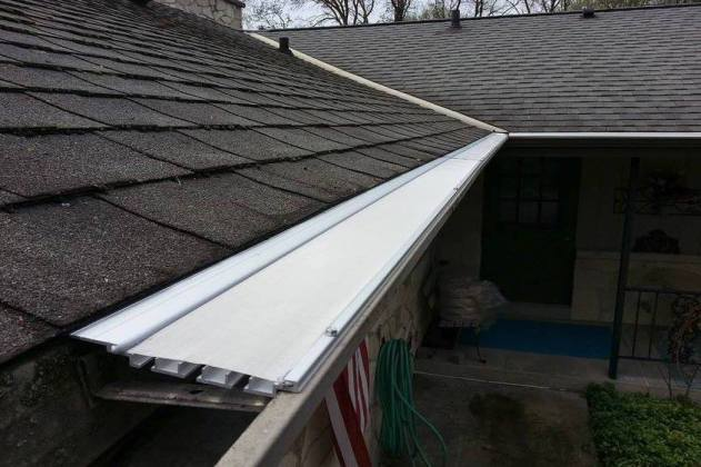 gutter guard cost kansas city