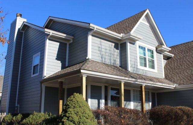 Lees Summit James Hardie Siding Contractor