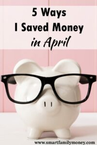 This post gave me some great ideas for saving money! It'll definitely help my budget.