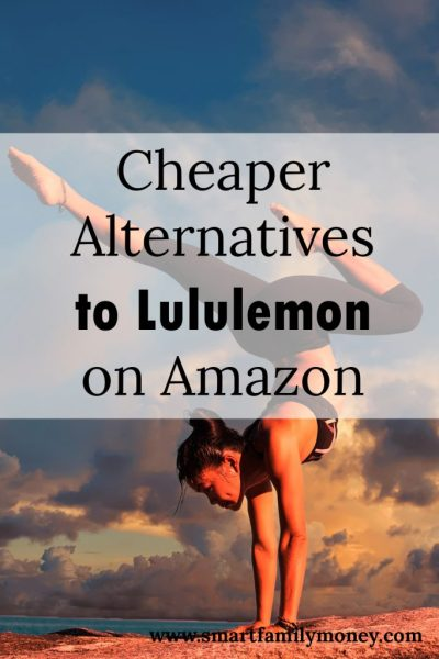 Cheaper Alternatives to Lululemon on Amazon