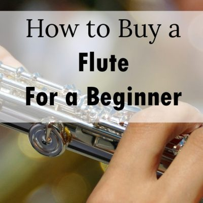 How to Buy a Flute for a Beginner Student