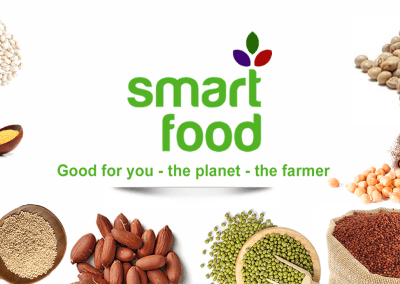 Watch this video to learn more about the Smart Food campaign