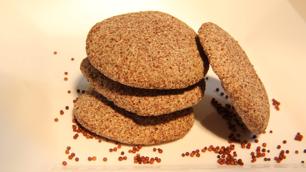 How to make Delicious Wholesome Cookies with Millet