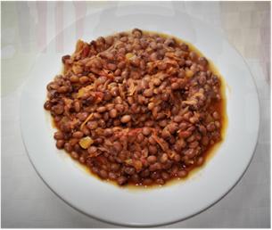 Pigeonpeas Stew