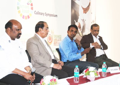 First Smart Food Culinary Symposium prepares ground for change in millets industry