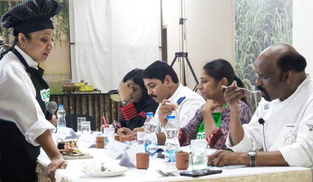 Young chefs face-off in first Smart Food Culinary Challenge