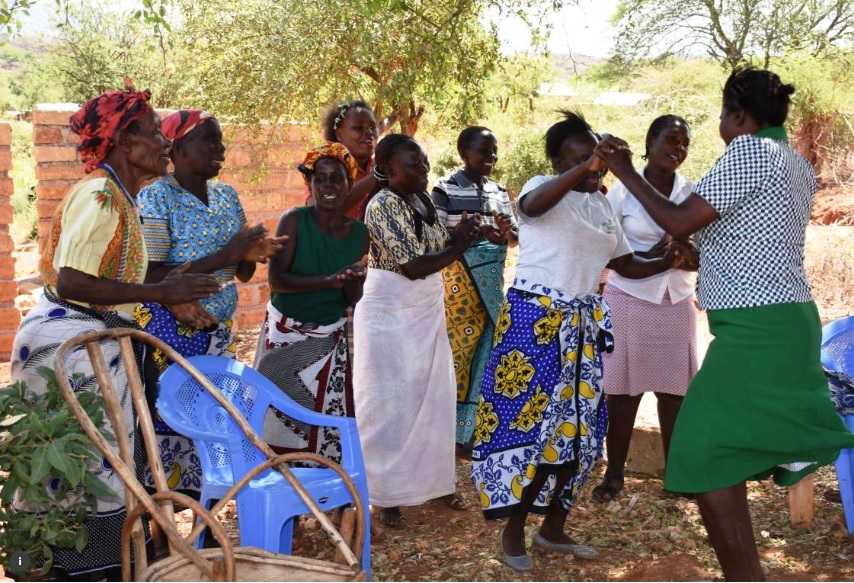 The 'smart food' women of Kenya sing a nutritious tune