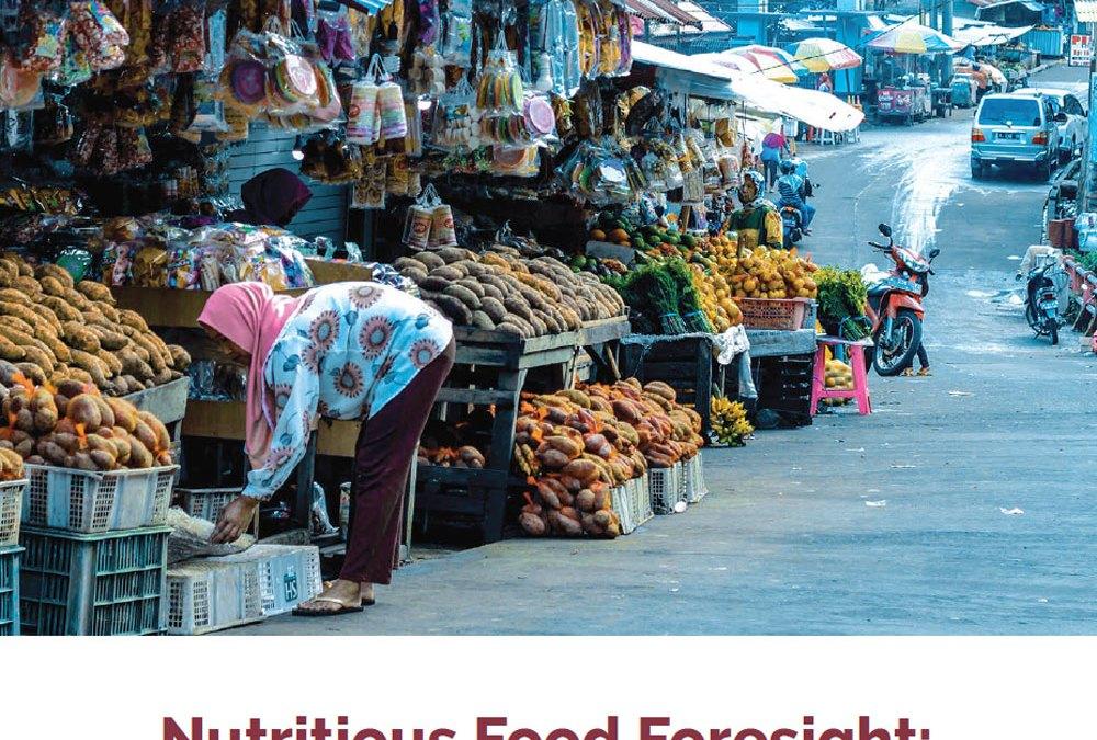 Twelve ways to invest in good food for emerging markets: MILLET-BASED FOODS