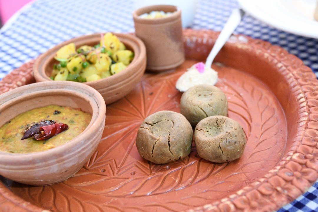 Ten Simple Recipes With Millets