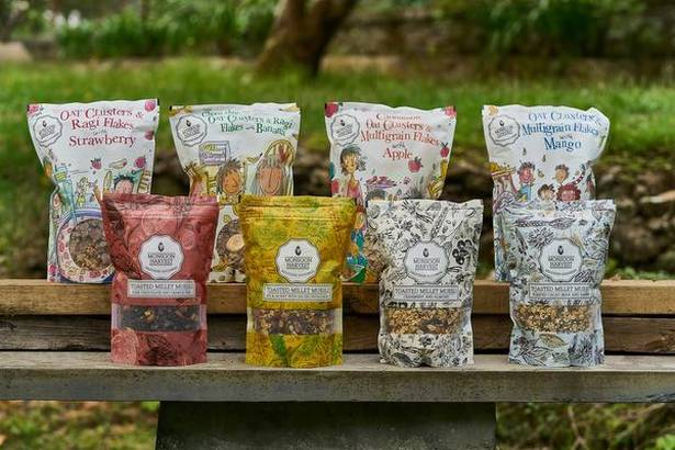 Monsoon Harvest brings native goodness into its range of food products