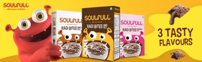 Soulfull strengthens kids' snacking with its flagship product Ragi Bites