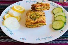 Foxtail Millet Semolina Sandwich