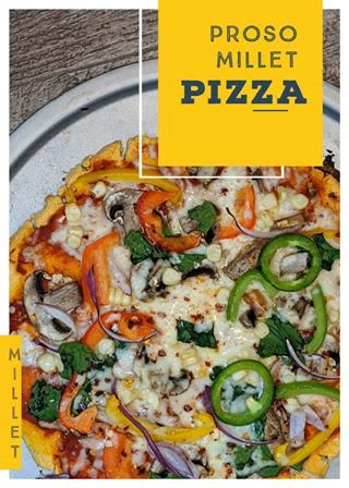 Proso Millet Pizza