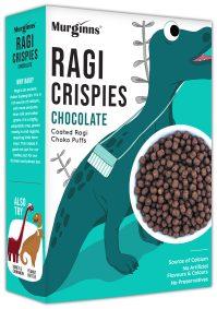 Ragi Crispies – Chocolate by Murginns, KCL Ltd