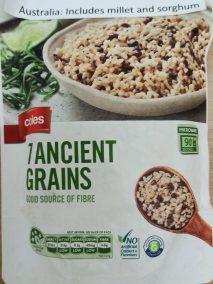 7 Ancient Grains by Coles