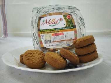 12 Grain Cookies by Moon Foods