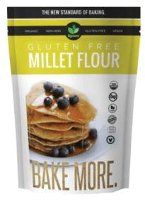 Gluten free millet flour by BGreen Food