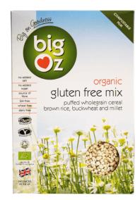 Organic Gluten free Mix by Big OZ