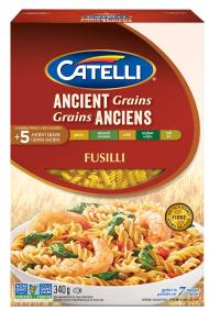 Ancient Grains Fusilli by Catelli