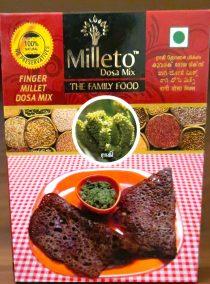 Finger Millet Dosa by Milleto, Adhisurya Foods