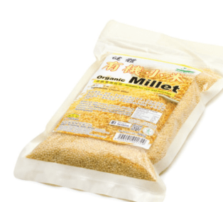 Organic Millet by GBT Trading