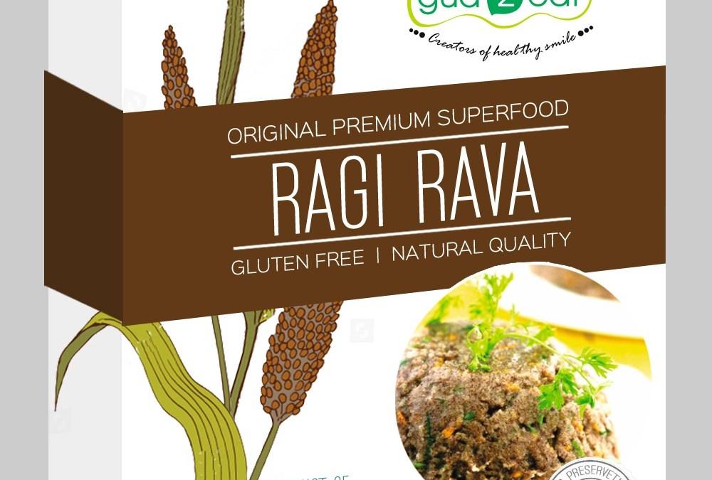 Ragi Rava by Gud2Eat, Samruddhi Agro