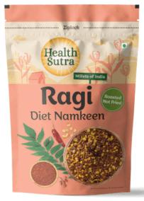 Ragi Diet Namkeen by Health Sutra, Fountainhead Foods