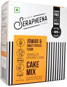 Jowar Sweet Potato Flour Vanilla by Serapheena