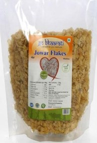 Jowar Flakes by Go Bhaarati
