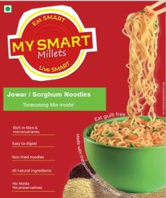 Jowar Noodles by My Smart Millets