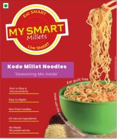 Kodo Millet Noodles by My Smart Millets