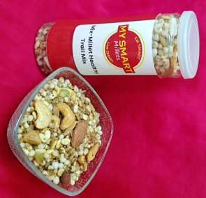 Masala Trail Mix – Sweet by My Smart Millets