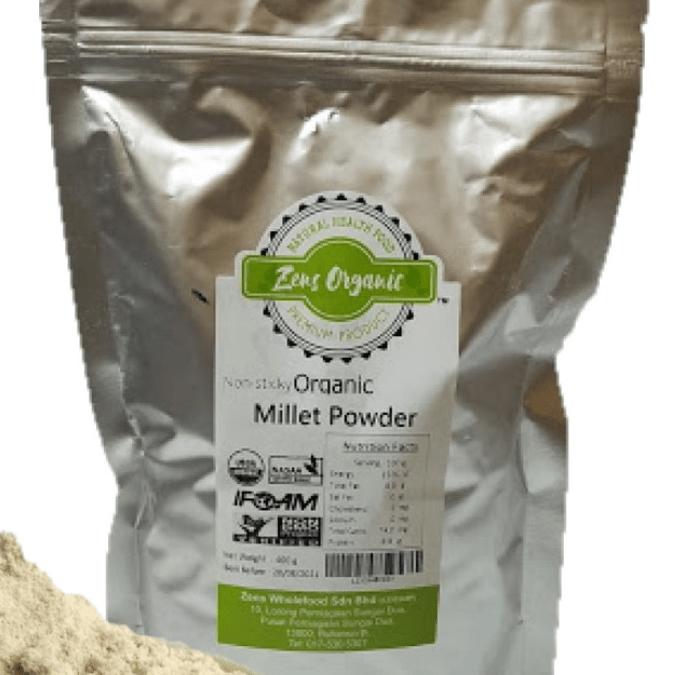 Millet Powder by Zens Organics