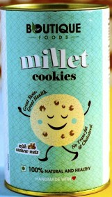 Millet Cookes Cashew Nuts by Boutique Foods